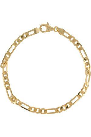 Nialaya Herren Armbänder - Klassisches Figaro-Kettenarmband