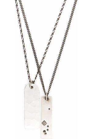 WERKSTATT:MÜNCHEN Halskette mit Anhängern