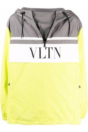 Valentino VLTN Windbreaker in Colour-Block-Optik