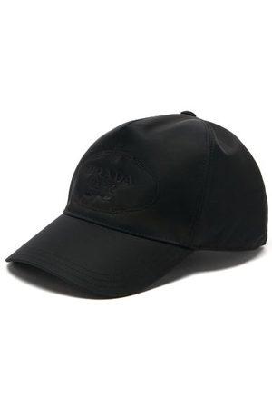 Prada Logo-embroidered Re-nylon Baseball Cap