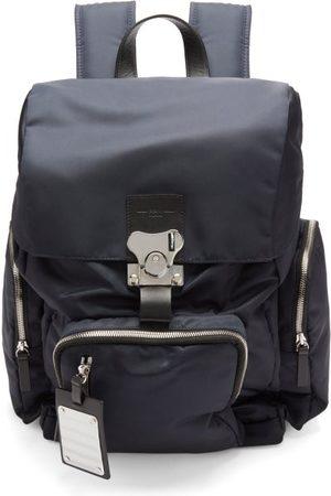 FPM Milano Herren Rucksäcke - Butterfly Medium Leather-trim Nylon Backpack