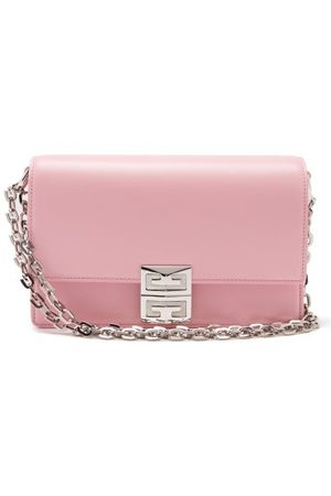 Givenchy 4g Small Leather Crossbody Bag