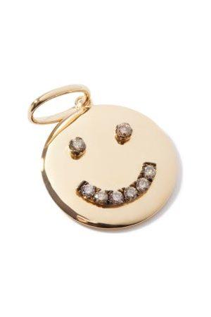 Rosa De La Cruz Smile Diamond & 18kt Charm