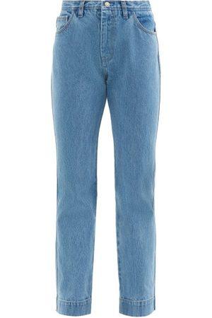 REJINA PYO Alfie High-rise Straight-leg Jeans