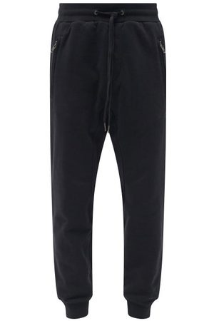 Ksubi Restore Trax Cotton-jersey Track Pants