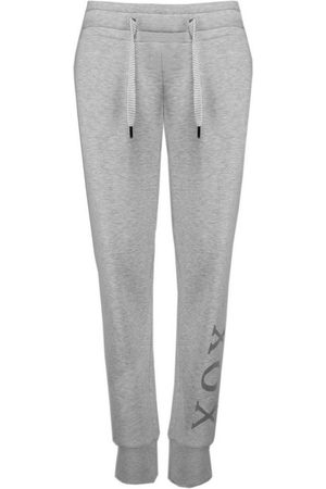 XOX Jogger Pants kuschelige Sweathose mit Seitentaschen & großem Logoprint