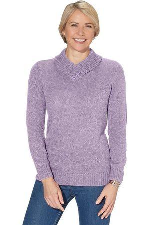 Classic Basics V-Ausschnitt-Pullover »Pullover«