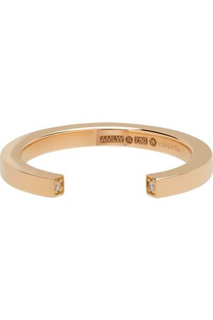 Annette Gold Sequential 1 Arc Ring