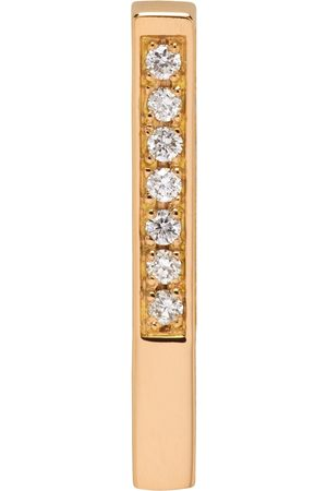 Annette Welander Damen Ohrringe - Gold W1 Single Earring