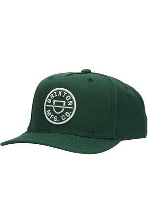 Brixton Caps - Crest C MP Snapback Cap