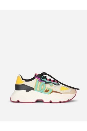 Dolce & Gabbana Sneakers daymaster aus materialmix female 36