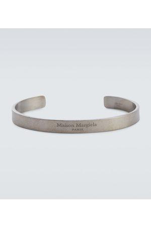 Maison Margiela Armband Logo aus Sterlingsilber