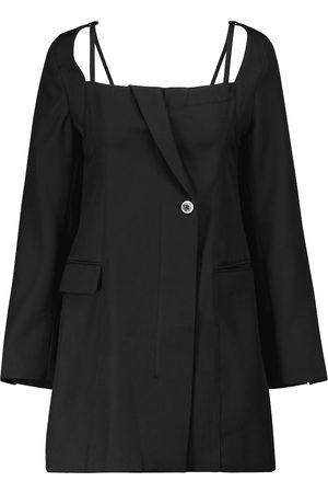 Jacquemus Minikleid La Robe Maniu aus Wolle