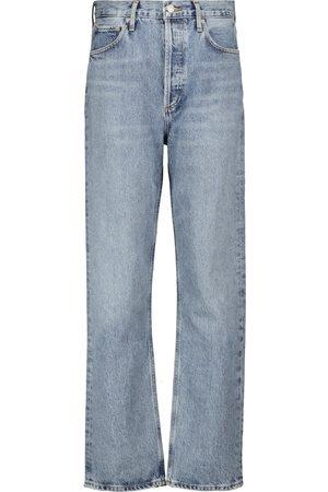 AGOLDE High-Rise Jeans mit geradem Bein