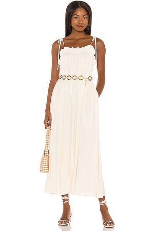 MAJORELLE Leif Maxi Dress in . Size XXS, XS, S, M, XL.
