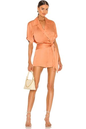 Song of Style Hannah Romper in . Size XXS, XS, S, M.
