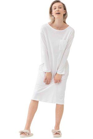 Mey Serie Sleepsation Langarm-Nachthemd, Länge 110 cm