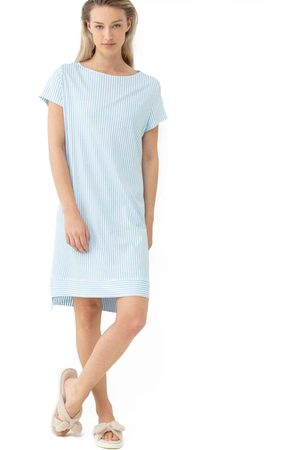 Mey Serie Sleepsation Kurzarm-Nachthemd, Länge 96 cm