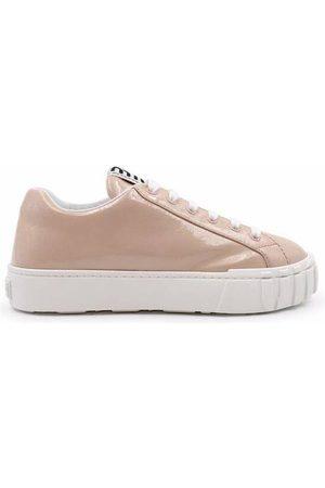 Miu Miu Shiny sneakers Pink, Damen, Größe: 35