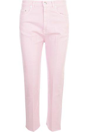 N21 Straight Denim Jeans Pink, Damen, Größe: W25