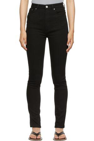 Totême Black Skinny Fit Jeans
