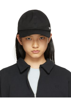 Totême Black Logo Baseball Cap