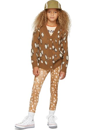 Molo Kids Brown Niki Leggings