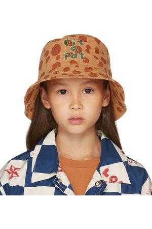 Jellymallow Kids Leopard Bucket Hat