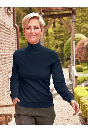 Avena Damen Rollkragenpullover - Damen Rollkragen-Pullover Supersoft