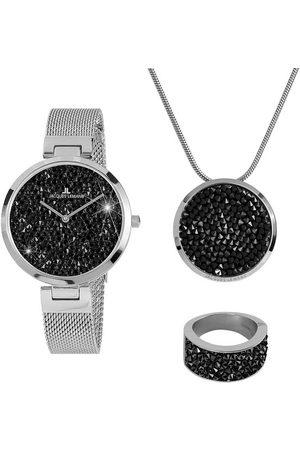 Jacques Lemans Jewellery Set 1-2035G-SET56 Silver