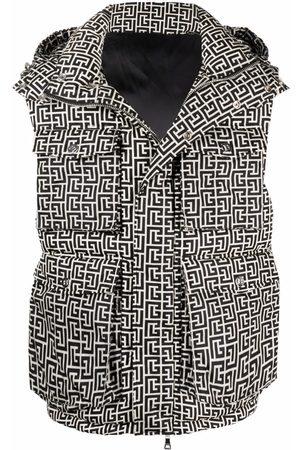 Balmain Jacke mit Muster