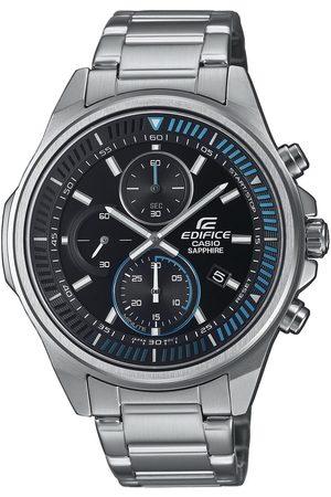 Casio Herren Uhren - Edifice EFR-S572D-1AVUEF Silver/Silver