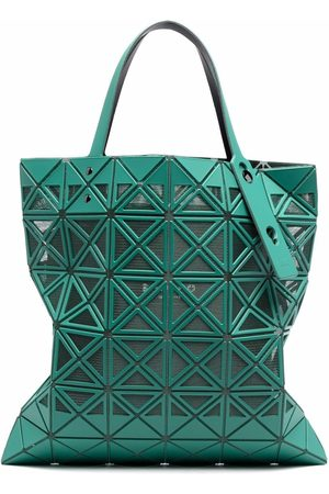 BAO BAO ISSEY MIYAKE Shopper aus Faux-Leder