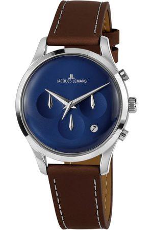 Jacques Lemans Herren Uhren - 1-2067C Case/Ss Steel