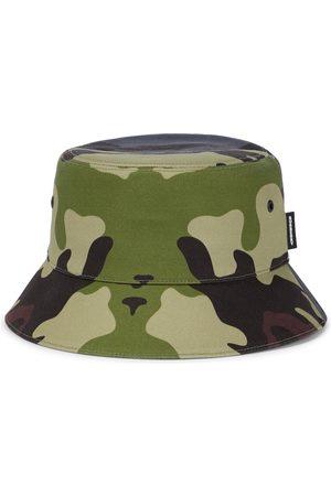 Burberry Camouflage Hut aus Baumwolle