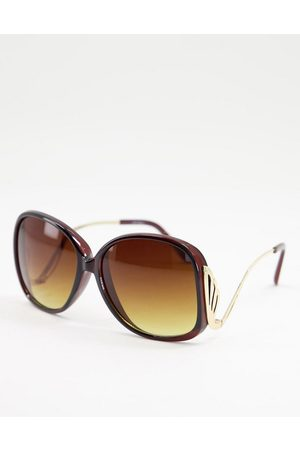 Jeepers Peepers – Oversize-Sonnenbrille
