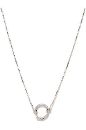 Repossi Antifer Diamond & 18kt White- Necklace