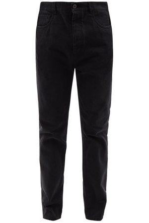 Prada Washed Slim-leg Jeans