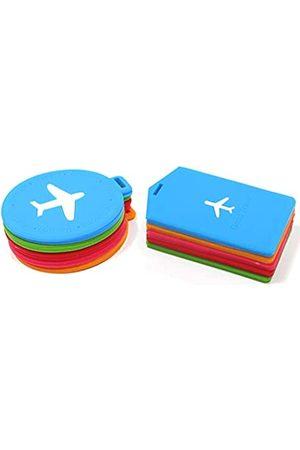 N/Q Laptop- & Aktentaschen - Gepäckanhänger (6 Stück) für Gepäck Kofferanhänger Bulk