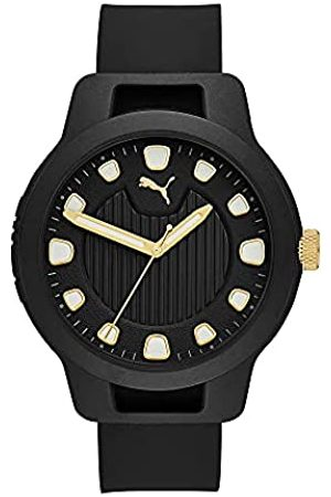 PUMA Herren Uhren - Herren Reset V1 Three-Hand, Polycarbonate Uhr