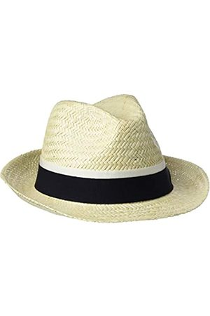 Hackett Hackett Mens FLATWEAVE TRIL 2COL Hat
