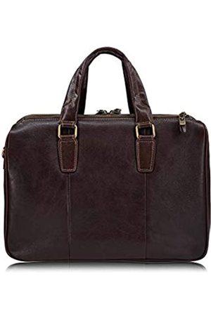 Giorgio Ferretti Herren-Handtasche aus echtem Leder.