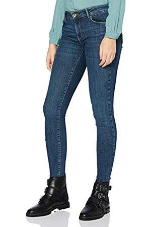 ONLY Damen ONLISA Life REG Skinny BB BAY346 Jeans, Dark Blue Denim