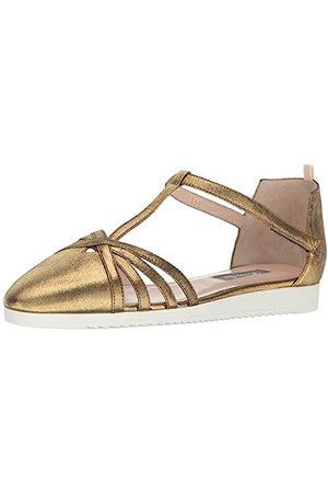 Sjp Damen Meteor Sneaker, Gold (Karat Nappaleder)