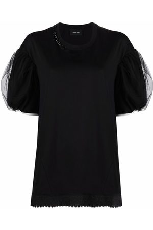 Simone Rocha T-Shirt mit Puffärmeln