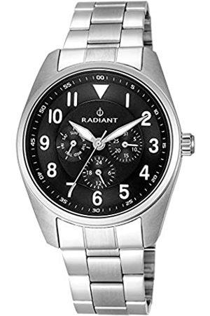 Radiant New Radiant Uhr BROOKLYN RA454201 Man Schwarz Multifunktions