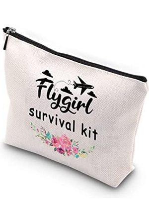 Generic WCGXKO Kit Flugbegleiter, Geschenk mit Reißverschluss