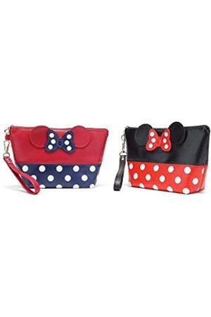 HORNO Damen Handtaschen - Süße tragbare Kosmetiktasche
