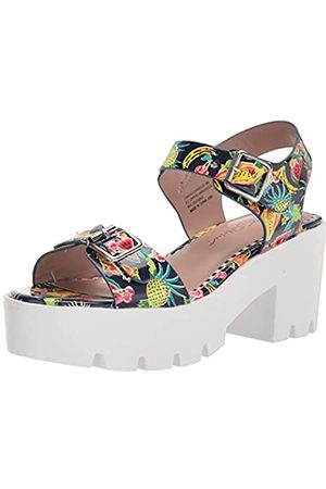 Betsey Johnson Damen CHAS01S5 Sandale mit Absatz