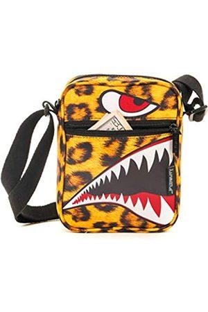 Fydelity Umhängetasche für Festivals, kleine Brusttasche, (Fliegender Tiger Gepard)